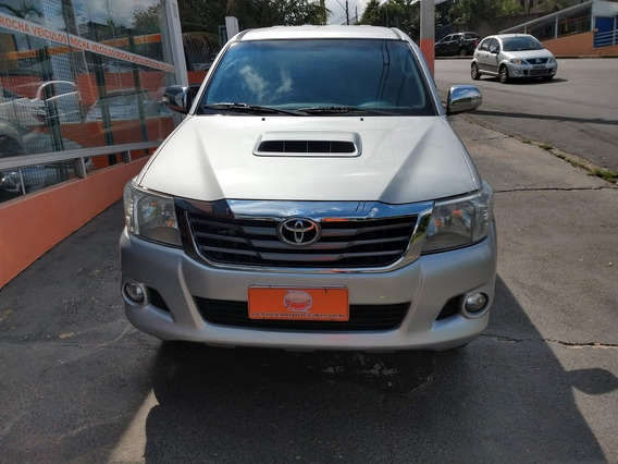 Toyota Hilux Caminhonete 3.0 4p Srv Turbo 4x4 Cabine Dupla A