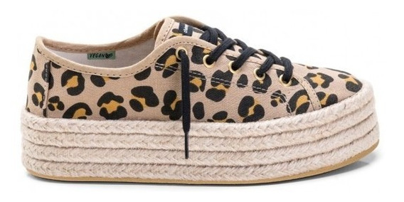 Sneaker Plataforma Leopardo Chimmy Churry 2020