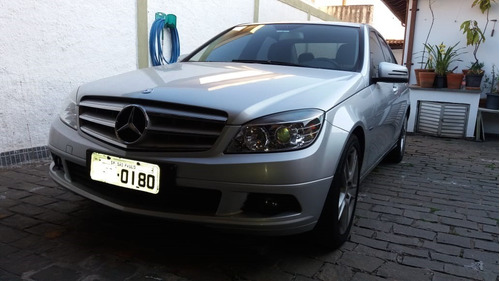 Imagem 1 de 3 de Mercedes_benz C 180