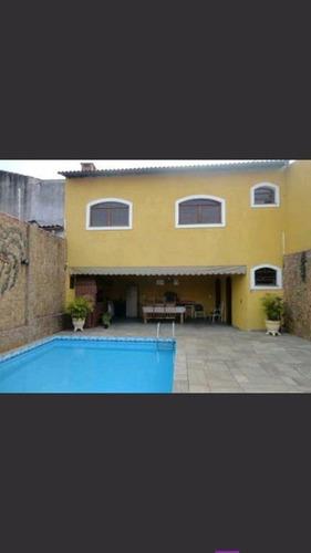 Sobrado Residencial À Venda, Penha De França, São Paulo. - So5945