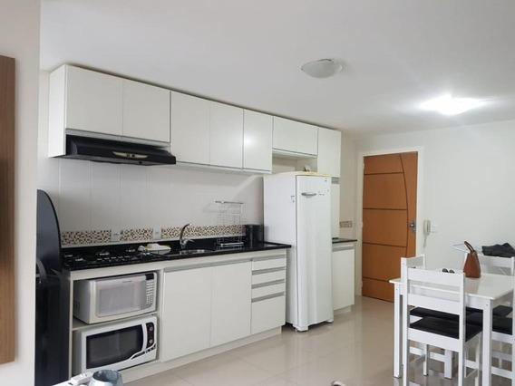 Apartamento Para Locação, Centro, 2 Dormitórios, 1 Banheiro, 1 Vaga - _2-842334