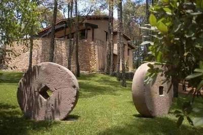 -- 000017-278 -- Hermosa Casa De Descanso En Zirahuen Ide