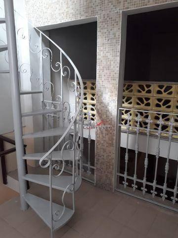 Casa Para Alugar, 96 M² Por R$ 2.500,00/mês - Botafogo - Rio De Janeiro/rj - Ca0196