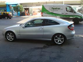 Mercedes Benz C230 Sportcoupe V6 A/t07 Excelente Estado