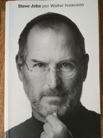 Livro Steve Jobs Por Walter Isaacson - Biografia Autorizada