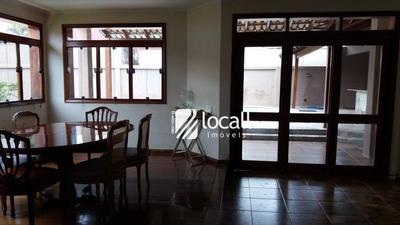 Casa Com 4 Dormitórios À Venda, 430 M² Por R$ 1.000.000 - Jardim Vivendas - São José Do Rio Preto/sp - Ca1923