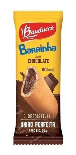 Imagem 1 de 1 de Barrinha Chocolate Bauducco 25g