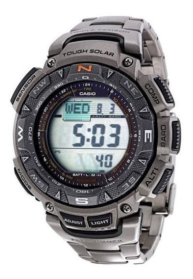 Reloj Casio Pag240t-7 Pathfinder Para Hombre