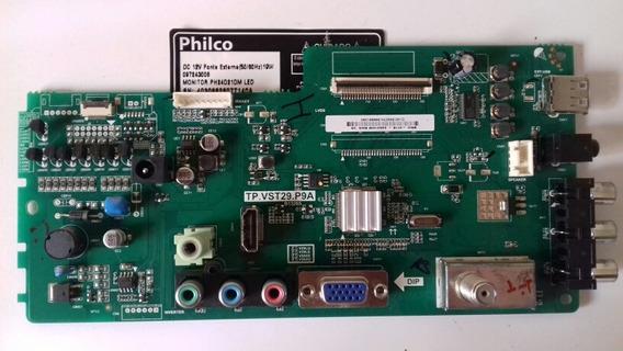 Placa Principal Tv Philco Ph24d21dm