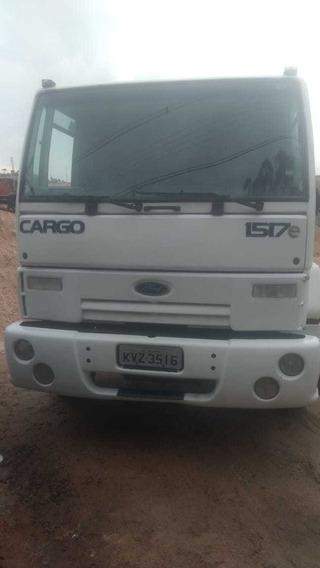 Ford Cargo 1517 E Caçamba