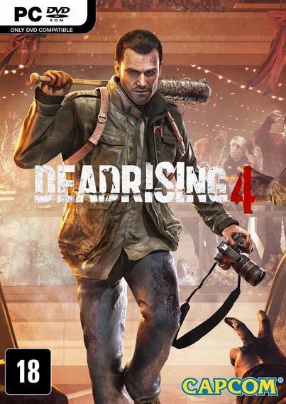 Dead Rising 4 Pc (steam Key)