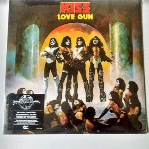 Kiss - Love Gun / Black Lp (180 Gr