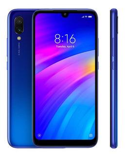 Smartphone Xiaomi Redmi 7 Cx-269 64gb Azul Novo