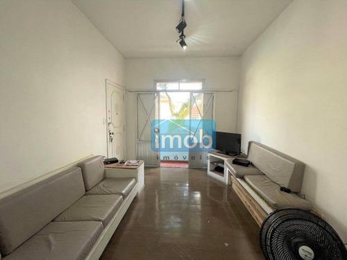 Imagem 1 de 13 de Apartamento Com 2 Dormitórios À Venda, 60 M² Por R$ 370.000,00 - Embaré - Santos/sp - Ap7860