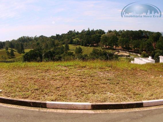 Terreno Residencial À Venda, Condomínio Residencial Villa Lombarda, Valinhos. - Te0254