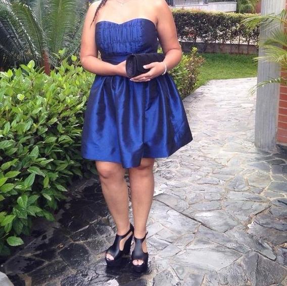 Vestido De Fiesta Y Graduacion Color Azul