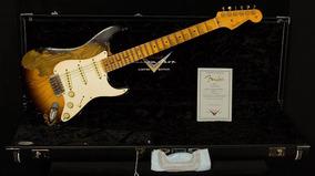 Fender John Cruz 1957 Stratocaster Masterbuilt Wildwood 10