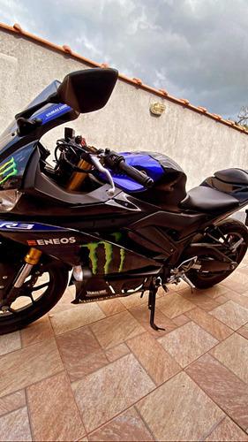 Yamaha R3 Monster Edition