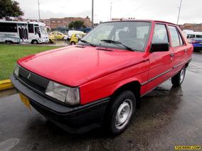 Renault R9 Tse Mt 1300cc Pm