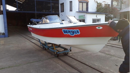 Tracker Open 5.20 Virgin Marine Con Yamaha 60 Hp, Impecable!