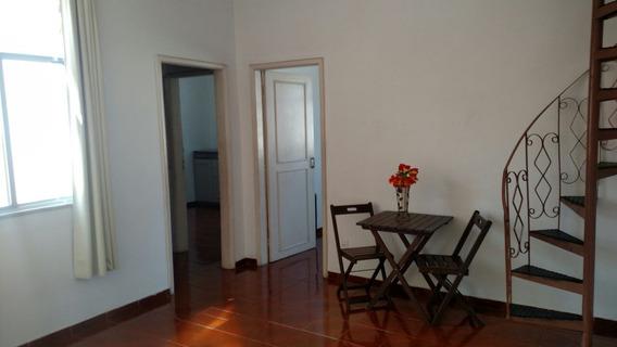 Apto Duplex (cobertura) No Centro Da Penha.(aceita Financ)