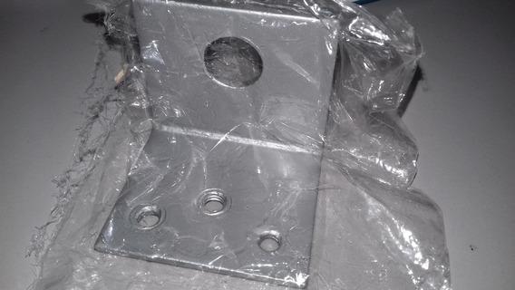 Suporte De Antena Rádio Vhf Uhf Px Móvel Aluminio