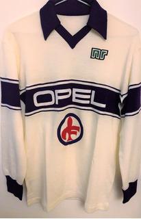 Camisa Fiorentina Usada Em Jogo 1984/85 Ultra Rara