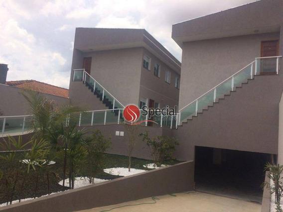 Linda Casa De Condomínio Na Vila Carrão, Com 1 Dormitório E 1 Vaga Coberta. Decorado, Venha Visitar!!! - Ca2008