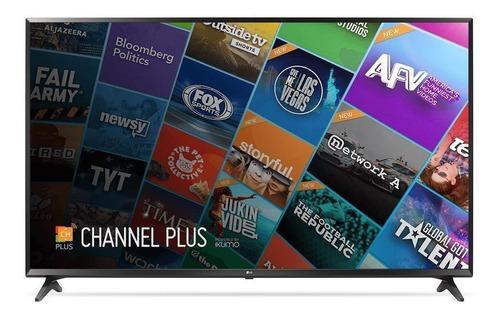 "Imagen 1 de 4 de Smart TV LG 60UJ6300 LED 4K 60"" 100V/240V"