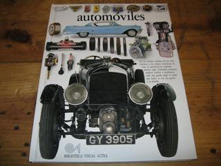 Automoviles Enciclopedia Visual Altea