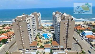 Apartamento Residencial Para Venda E Locação, Centro Thiollier, Itanhaém - Ap0109. - Ap0109