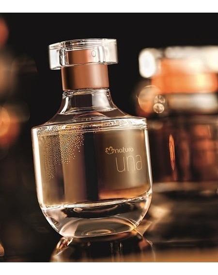Deo Parfum Natura Una - 75 Ml