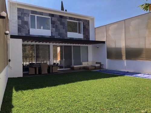 Casa En Fraccionamiento En Maravillas / Cuernavaca - Roq-472-fr