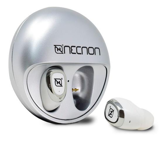 Audifonos Manos Libres Bluetooth Recargables Ntws-1 Necnon