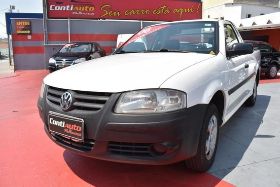 Saveiro 1.6 Mi City Cs 8v Flex 2p Manual G.iii