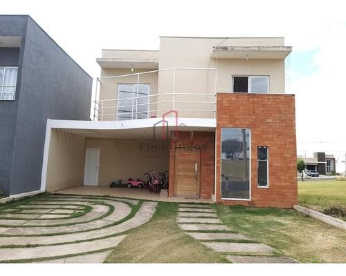Imagem 1 de 30 de Casa À Venda Em Residencial Real Parque Sumaré - Ca000602