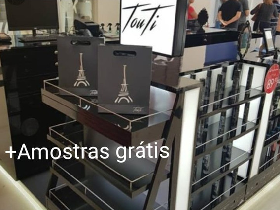 Vip Tout ! Kit Com 2 Unidade + Amostras Grátis..