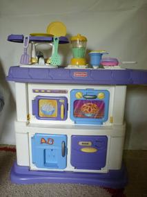Cocina Juguete Para Niños Desde 1 Hasta 6 Años Fisher Price