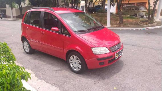 Financiamento Com Score Baixo Fiat Idea Completa-ar Financio