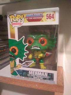 Funko Pop Merman Masters Of The Universe Motu He-man