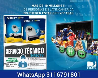 Directv Prepago Y Pospago Más Internet