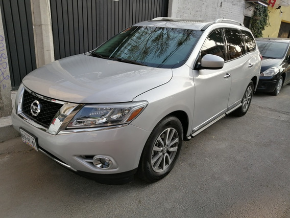 Nissan Pathfinder 3.5 Advance Mt 2015