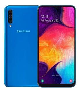 Samsung Galaxy A50 A505gt 128gb 4gb Ram Dual Chip | Novo
