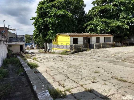 Caju - Juntinho A Avenida Brasil - Excelente Área De 6.000m² - Abga00004