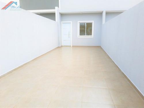 Casa A Venda No Bairro Éden Em Sorocaba - Sp.  - Ca 001-1