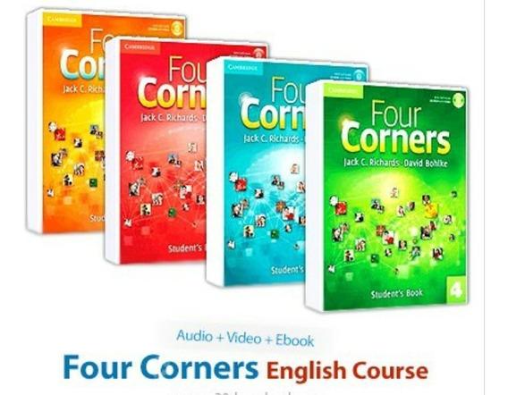 Coleção Completa Four Corners Para Download.