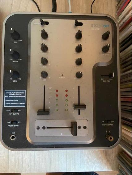 Mixer M212 Stanton