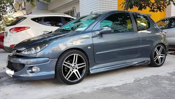 Vendo Peugeot 206 1.4 8v Turbo 2004, Veículo Todo Legalizado