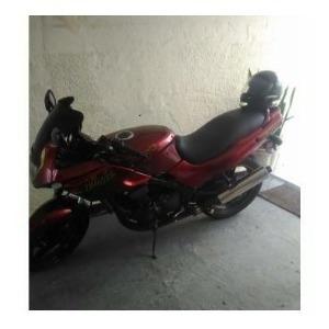 Imagem 1 de 4 de Kawasaki Ninja 500 -96 - Vinho