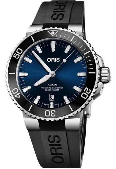 Reloj Oris Aquis Automático Or73377304135cn